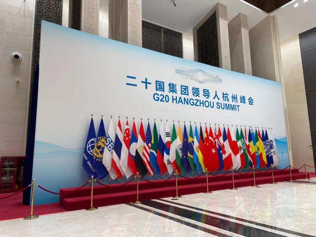【杭州国际博览中心·G20峰会体验馆】仅49.9/99元享门市价100/200元的【G20体验馆单人/二大一小参观门票】联联携手国博中心给到粉丝福利反馈~