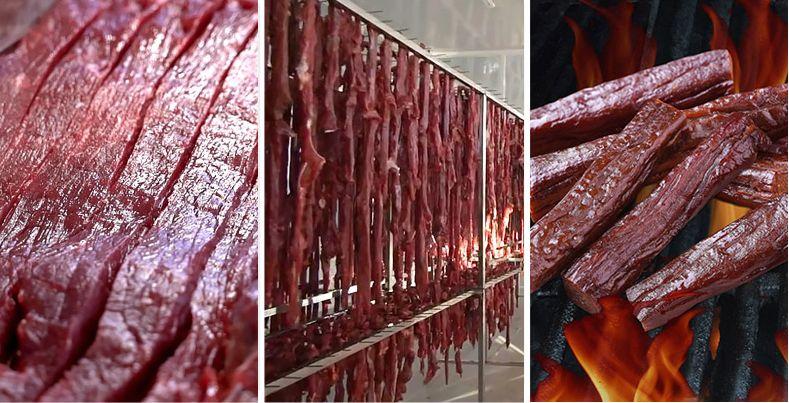 【100%正宗真牛肉 ||  办公室必备零食】仅69元享门市价288元歪脚牦牛风干手撕牛肉【整整净一斤装】;产自云南香格里拉海拔3300米以上的高原草场的牦牛;低热量低脂肪高蛋白;4斤鲜牛肉制作成的1斤风干牛肉,真材实料、鲜香味美;越嚼越有力、越撕越开心!解馋解闷的好零食!