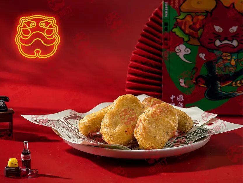 【无需预约·国潮「塔斯汀·中国汉堡」】仅29.9元即享塔斯汀国风鸡腿堡双人套餐!香辣鸡腿堡1个+藤椒鸡腿堡1个+粗薯1份+劲爆鸡米花1份+上校鸡块1份+可乐2杯!中国汉堡领跑者!国风汉堡等你来尝~