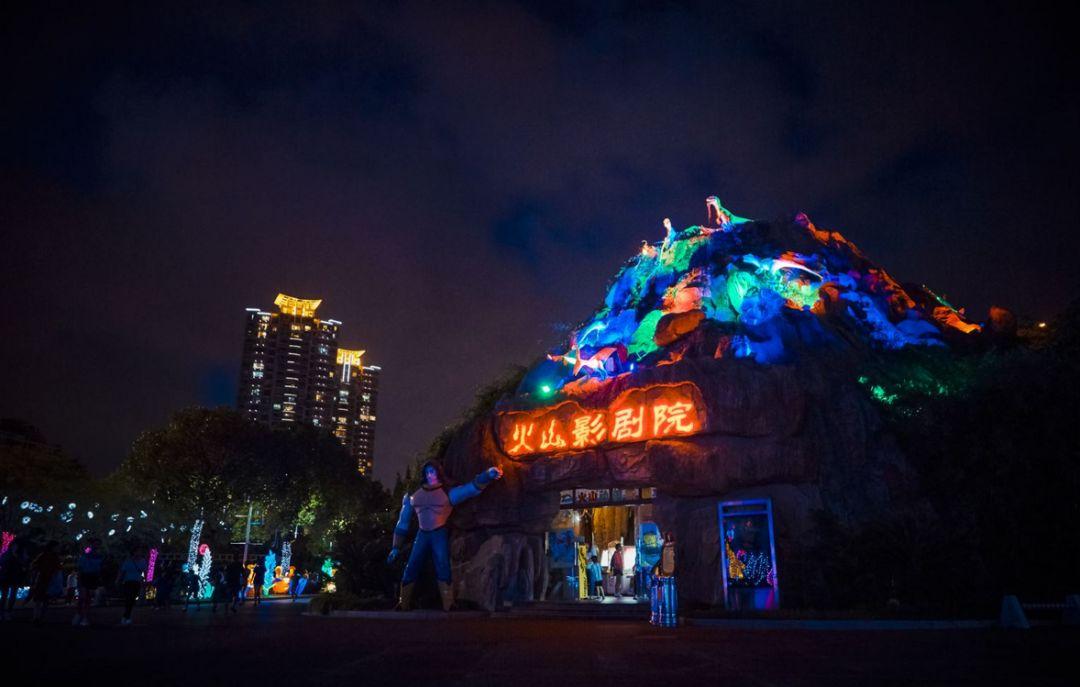 地址49.9元/69.9元!上海锦江乐园优惠来啦!便宜到哭!上海大转盘、双层旋转木马、士林夜市...让你一次嗨个够!