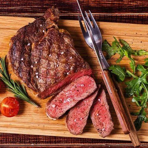 【桥西区丨詹姆大叔牛排自助丨无需预约】原切牛排不限量!牛排吃到嗨!一块就能吃回本~仅49.9元/99.9元享单人/两大一小自助套餐~