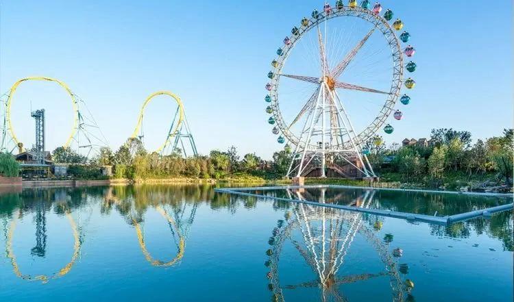 【合肥融创乐园 | 乐享青春票】128享门市价¥198「3600m²网红卡丁车乐园+32个自营项目」!