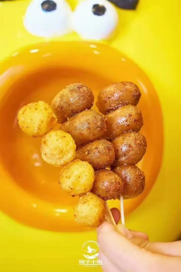 """【无需预约·金沙地下商场】人气""""小吃""""马丁豆豆 ,一口搞定你的馋!39.9元享马丁豆豆套餐!咸蛋黄风味美食,给你全新体验!"""