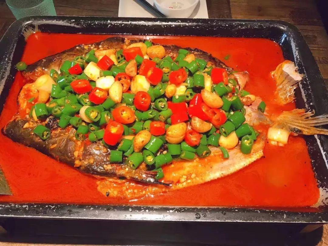 【龙岗·木棉湾地铁口】88元享原价211元『炭鱻』招牌湄公烤鱼2-3人套餐!