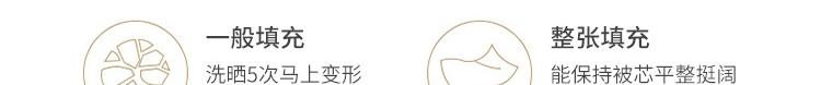 【五星级酒店体验   秋冬家居必备!】仅59元起=门市价398元【Hilton希尔顿羽丝绒被芯】选用轻盈羽丝绒填充,被芯蓬松柔软,冷感恒温技术+中空纤维锁温空气层,被子自动感温!配送精美收纳袋,自用、送家人、送朋友都是绝佳体验,尽情享受每夜好睡眠(自15号起,发货时间为一周后陆续发货,不介意收货时间再购买哦~)
