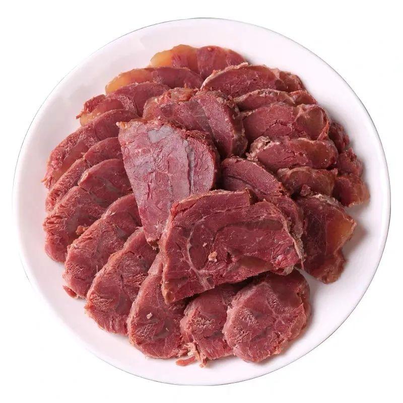 【正宗真牛肉,过年过节必备美味!】仅54.8元购门市价128元【正宗陕西西安特产缘丰香五香腊牛肉】排队多时只为一份腊牛肉!老字号的味道!低脂肪、高蛋白,全家老少都爱吃,营养又健康!正宗传统配方,地道食材,看得见的一大块好牛肉!
