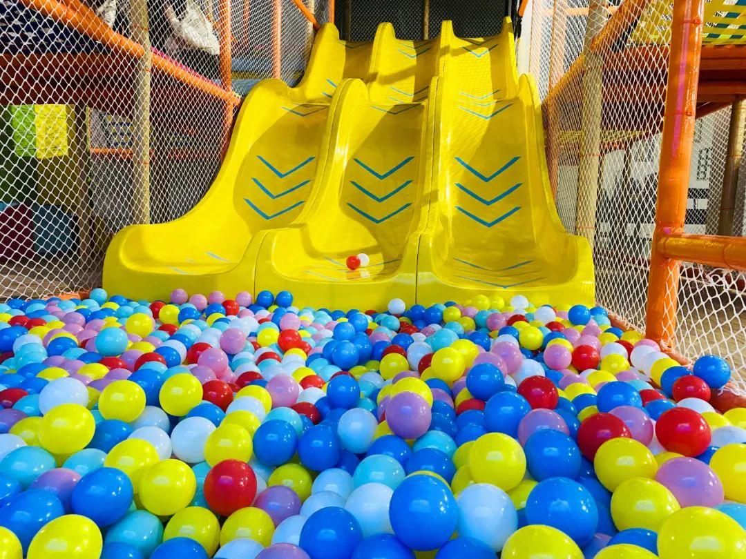 欢度周末,体验难得的亲子时光~【147儿童主题乐园】仅需9.9元购门市价30元的儿童游乐场+蹦床